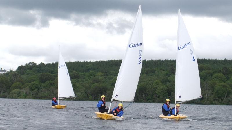 Sailing @ Gartan
