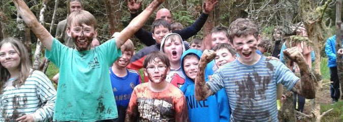 MUCKABOUT CAMP AGE 12+