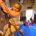Indoor Climbing Sessions for Adults and Children