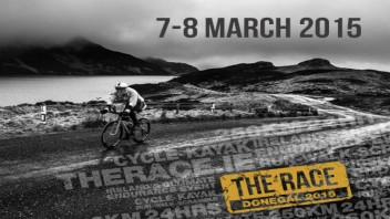 THE RACE: 250 KILOMETERS 24 HOURS.