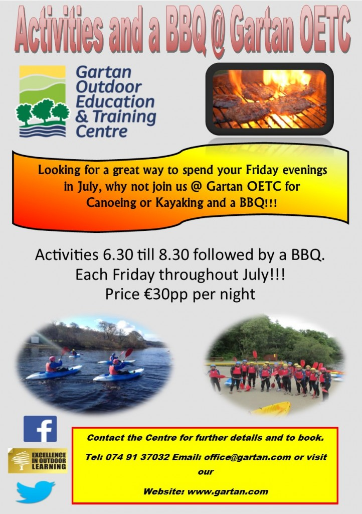 Activities and a BBQ 3