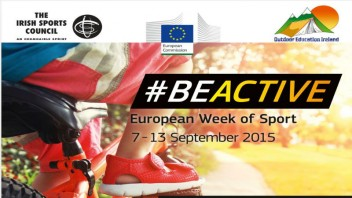 European Week of Sport 7th – 13th September