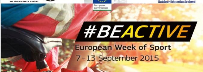 European Week of Sport 7th – 13th September