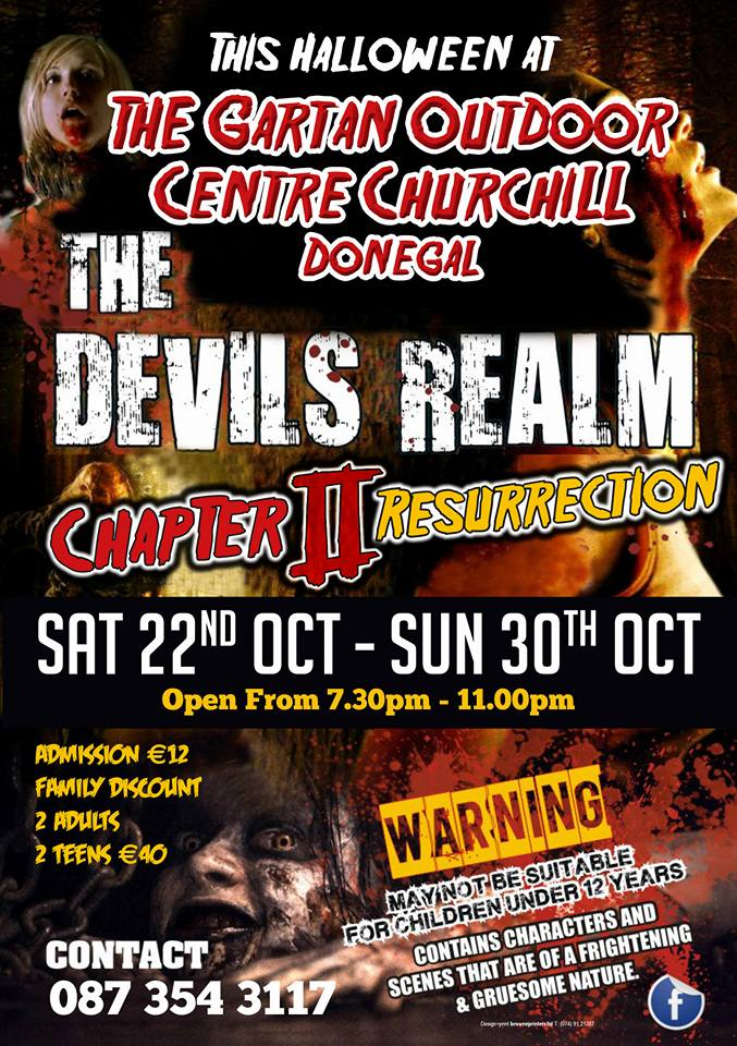Devils Realm 2016
