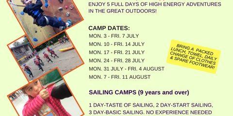 2017 Gartan Summer Camps