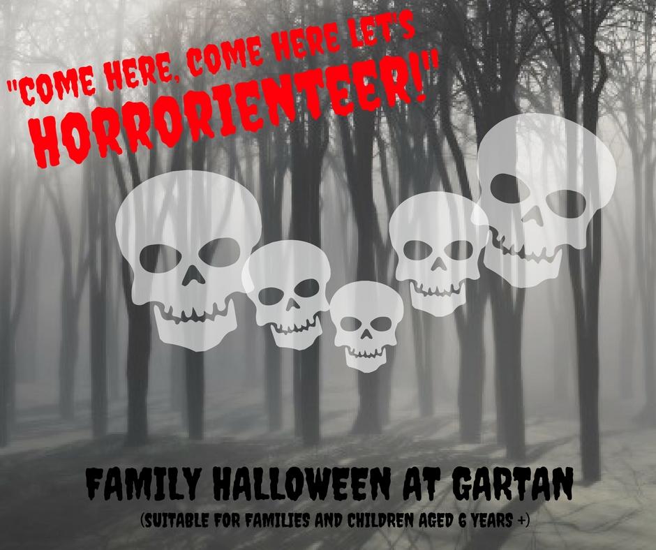 Halloween at Gartan 2017